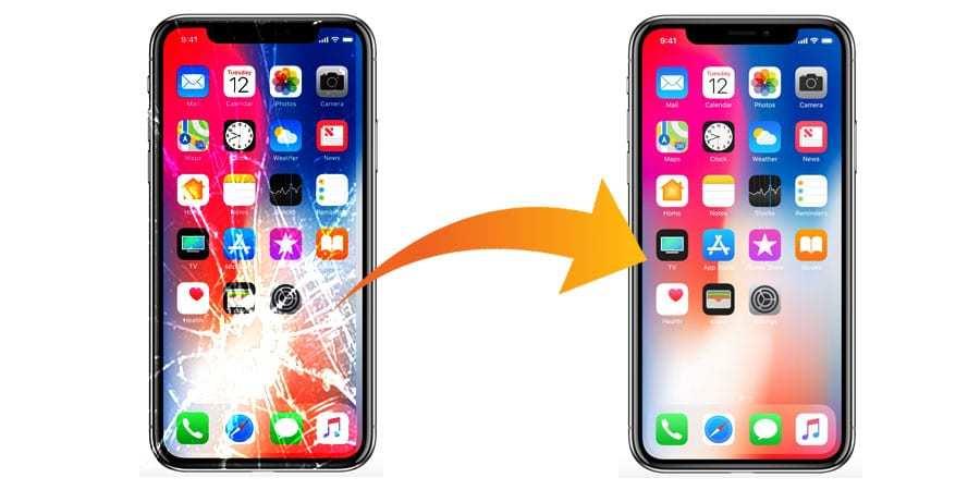 iphone ekran degisimi